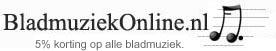Klik voor BladmuziekOnline.nl..