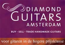 Klik voor Diamond Guitars Amsterdam..