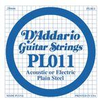 D'addario D-PL-011 gitaarsnaar staal