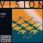 Thomastik VIT02 Vision Titanium Solo vioolsnaar A-2 4/4