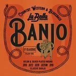 La Bella L-17 5 snarige banjo snaren