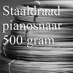 Staaldraad pianosnaar 500gr
