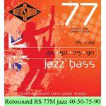 Rotosound Jazz Bass RS-77-M snarenset basgitaar