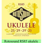 Rotosound RS85 Traditional Instruments snarenset ukelele