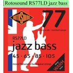 Rotosound Jazz Bass RS77LD snarenset basgitaar