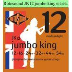 Rotosound JK12 Jumbo King snarenset akoestisch