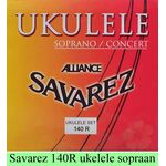 Savarez 140-R snarenset Alliance ukelele