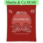 Martin M160 snarenset klassiek gitaar 028-043