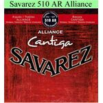 Savarez  510-AR Alliance Cantiga snarenset klassiek