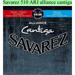 Savarez 510-ARJ Alliance Cantiga snarenset klassiek