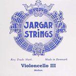 Jargar cellosnaar blue JCE-G-3-BL flexi-metal