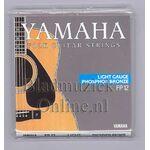 Yamaha FP-12 6-Snarige Western Snarenset, Phosphor Brons