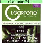 Cleartone 7411 phospor bronze 011-052 akoestische gitaar snaren