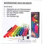 Boomwhacker BW-Boom Boomophon set