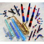Helin opti-care tenor-saxofoon