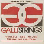 Galli ukelele sopraan set nylon