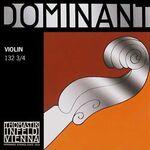 Thomastik vioolsnaar 3/4 TH-132-34 D-3 W dominant perlon aluminium
