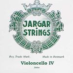 Jargar cellosnaar green JCE-C-4-GN flexi-metal
