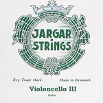 Jargar cellosnaar green JCE-G-3-GN flexi-metal