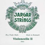 Jargar cellosnaar green JCE-D-2-GN flexi-metal