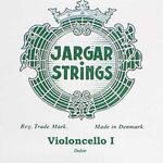 Jargar cellosnaar green JCE A-1-GN flexi-metal