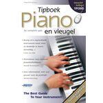 Tipboek piano en vleugel