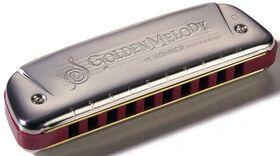 Hohner golden melody 542/20 C mondharmonica