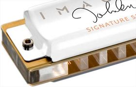 Hohner John Lennon imagine signature