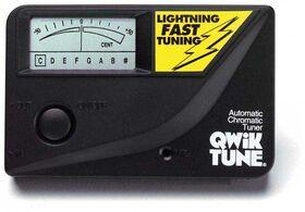 QwikTune QT 9 chromatische tuner