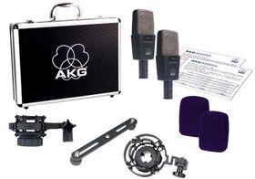 AKG C-414 b-xls/st Matched pair.