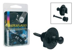 Boston straplock security lock zwart