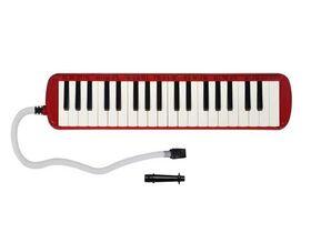 Melodica pianoklavier 37 tonig met hardcase