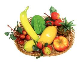 Fruit shaker basket - fruit-mand
