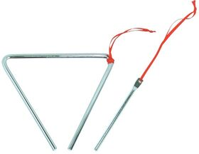 Triangel - groot L 15 Hg 15 cm