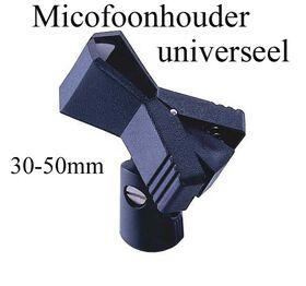 Microfoonklem - microfoonhouder universeel