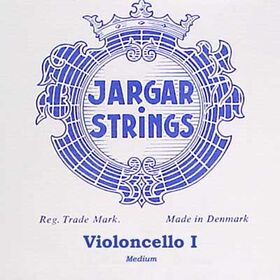 Jargar cellosnaar blue JCE-A-1-BL flexi-metal