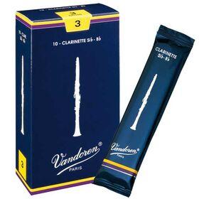 Vandoren bes-klarinet riet traditional