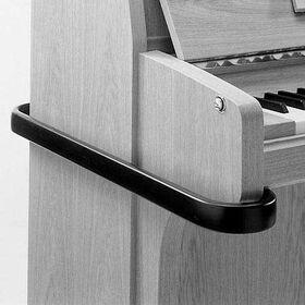 Beschermbeugels zijkant piano 480mm