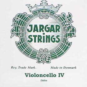 Jargar cellosnaar green JCE-C-4-GN flexi-metal