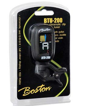 Boston BTU-200 chromatische clip-on tuner