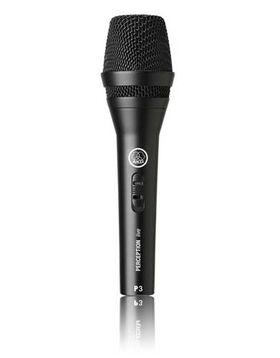 AKG P-3-S dynamische microfoon