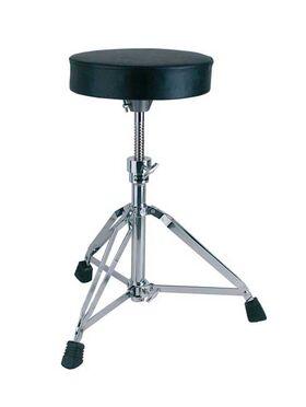Drumkruk in hoogte verstelbaar draai-systeem dubbelbenig