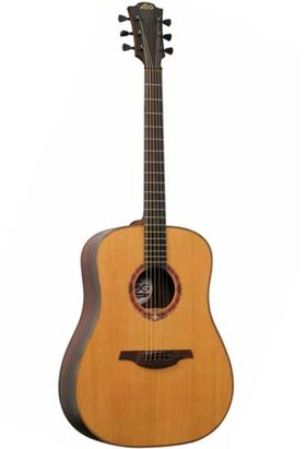 Lag T-333 d western gitaar akoestisch
