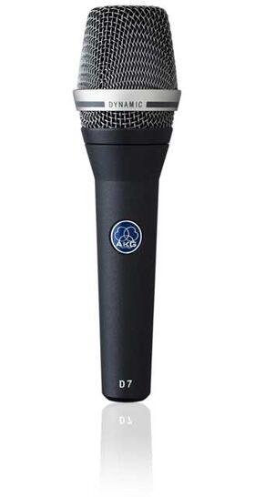 AKG D-7 dynmische microfoon