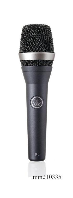 AKG D-5 dynamische solistenmicrofoon